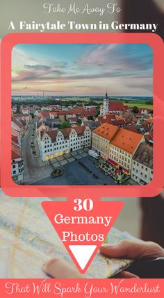 Take me away to a fairytale town in Germany. 30 Germany photos that will spark your wanderlust. Click to see all of the amazing photos of Germany by the Divergent Travelers Adventure Travel Blog.