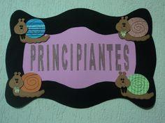 Placa de porta dos Principiantes - EBD
