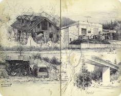 Sketchbook - Pat Perry