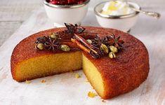 La torta speziata è una dessert vegano perfetto per scaldare la vostra cena di…
