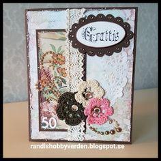 Randis hobbyverden: Feminint kort til en 50-åring