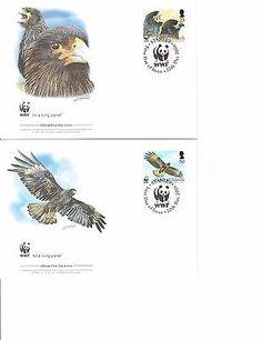 Falkland-Islands-Striated-Caracara-4-WWF-FDC-2006