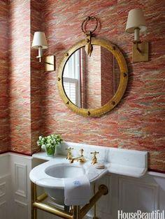 Antique French Bathroom