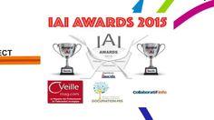 Gouvernance de l'information : Les IAI Awards 2015