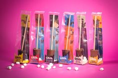 Gnaw Chocolate on Packaging of the World - Creative Package Design Gallery
