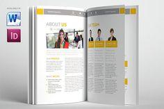 Jogja Simple Proposal Template by binangkit on @creativemarket