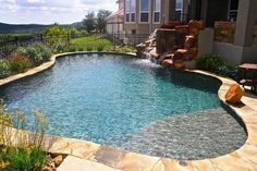Image result for pebble finish pool