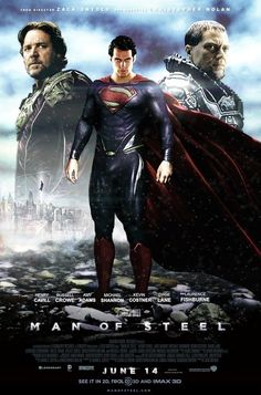 Man of Steel. 2013.