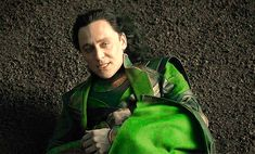 """Tom Hiddleston """"Loki"""" Love the colours in this gif"""