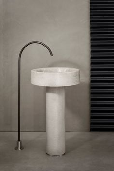 Freestanding fiberglass washbasin LVR By Moab80