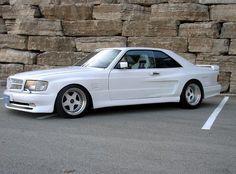 1990 Mercedes 560 SEC Koenig