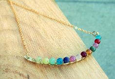 """Inspiration - Anthropologie """"Perched Harmonies"""" Necklace  #handmade #jewelry"""