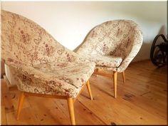 Retro fotelek Retro, Vintage Designs, Accent Chairs, Armchair, Modern, Furniture, Diy, Home Decor, Vintage Houses