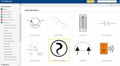 SmartDraw Interior Design Software engineering diagrams Kitchen Design Software, Interior Design Software, Decision Tree, Block Diagram, Electrical Plan, Engineering, House Design, How To Plan, Technology