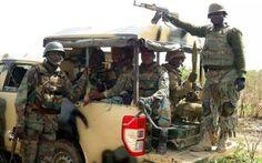 Breaking News: Gunmen Kidnap Serving Colonel of Nigerian...
