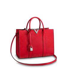 Very Leather HANDBAGS  Very Tote MM | Louis Vuitton ®