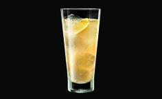 Lynchburg Lemonade: a sour mash whiskey base and perfect blend of sweet, sour and a hint of savory