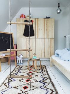 10 WAYS TO USE IKEA IVAR IN THE KIDS' ROOM | Mommo Design Ivar Ikea Hack, Ikea Hack Kids, Ikea Hacks, Ikea Ikea, Decoration Bedroom, Decor Room, Baby Bedroom, Kids Bedroom, Ikea Hack Bedroom
