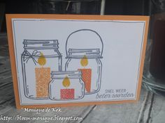 Bloem's blog: Vakantie! - Creatieve Harten Bloghop #stampinup #stampinupmetmonique, Jar of Love, Build a Birthday, kaarten, gifts.
