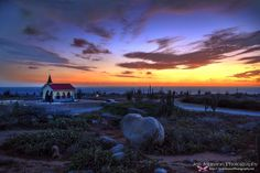 Sunrise at Alto Vista Chapel  Photographed in Aruba by tpfmariah9999