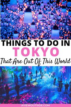 This is the ultimate Tokyo bucket list guide for 2020 - unique experiences, hidden gems, beautiful spots and fun activities for all ages. Tokyo Travel Guide, Japan Travel Guide, Travel List, Asia Travel, Solo Travel, Kenya Travel, Disney Travel, Free Travel, Travel Bag