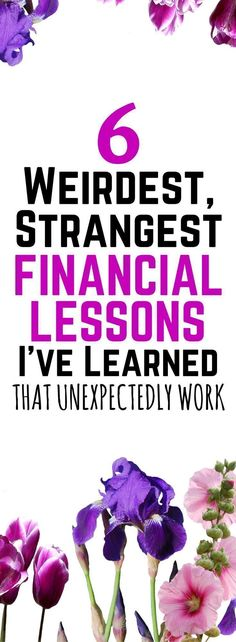 These strangest personal finance lessons actually work. These money tips have improved how to budget on low income, save money for retirement, save money for a house, improve my retirement planning ideas, etc. If you want to increase net worth of yours and make extra money, this is for you. money saving tips l money management tips l investment for beginners tips l investment property ideas l wealth lifestyle building. #wealthy #investment #PersonalFinance #money #moneytips #budgeting