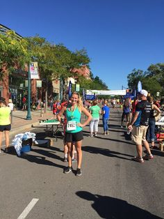 Katherine Rigge stood out in the crowd on Sunday September 27, 2015 at The Colorado Springs Half Marathon Race; held at Acacia Park in beautiful downtown Colorado Springs. Rigge finished her first half marathon race with smile and an impressive time of 2:30.   RE/MAX Properties, Inc. loves to see this kind of drive and ambition on the race track as well as the real estate track. RE/MAX Properties, Inc. sends out a well-deserved congratulations and keep up the good work praise to Katherine…