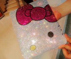 @Michelle Peeples... Bling your iPad!!!!