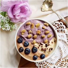 """Casey's Wholesome Kitchen: Chocolate, Peanut Butter and Acai Banana """"Nice"""" Cr..."""