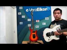 Guitarra Electrica Predator I y II