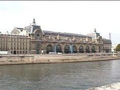Museo De Orsay in Paris, France
