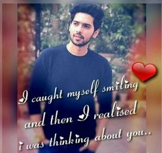 Ur smile 😘😘😘 Madly In Love, I Love Him, My Love, Cute Song Lyrics, Cute Songs, Always Thinking Of You, Fourth World, You Are Cute, Handsome Prince