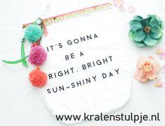 Quote van de dag! www,kralenstulpje.nl