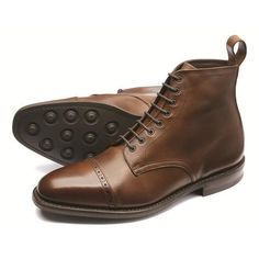 891977903a2 Goodyear Welted Dainite Rubber Soles • Fully Leather Lined • Leather  Insoles • Last.