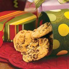 Cranberry-White Chocolate Cookies | MyRecipes.com
