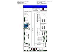 Student layout for Renaissance Fair Event