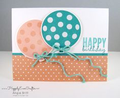 Happily Ever Crafter: Celebrate Today~Occasions Catalog; Stampin' Up! 2015