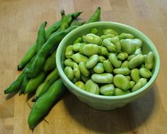 Now is the time to grow Fava beans in the garden! Find out how to here.
