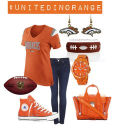Fun Ideas to Cheer on the Broncos this Weekend!