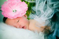 SALE Black and White Baby Girl Tutu. via Etsy.
