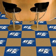 Georgia Southern University Carpet Tiles
