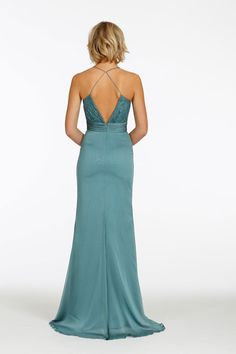 Bridesmaids and Special Occasion Dresses by Jim Hjelm Occasions - Style jh5426