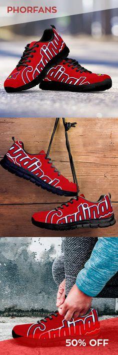 St. Louis Cardinal Shoes