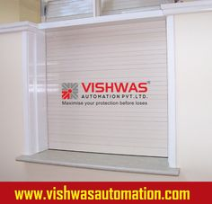 Aluminium_Shutters :  Aluminium does not rust and so provides better weather and corrosion_resistance, so retains its appearance better throughout its life. http://www.vishwasautomation.com/aluminium-rolling-shutter/