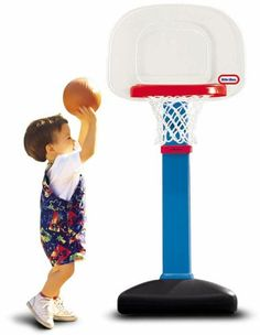 AmazonSmile: Little Tikes EasyScore Basketball Set: Toys & Games