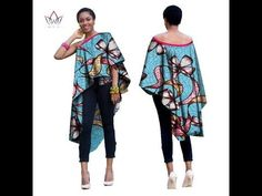 Unique Ankara Styles That Will Trend In 2018; Great And Stylish Ankara S...