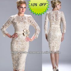 Vintage Mother Of The Bride Dresses With Sleeves $79~$169