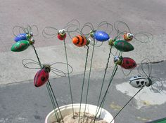 Creative Things To Do With Old Light bulbs