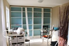Hometalk :: Built in bookcases