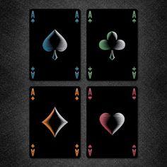 Playing cards decks > Polaris Eclipse Playing Cards